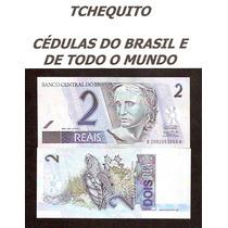 Brasil 2 Reais C259 Fe Cédula - Tchequito