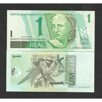 Brasil 1 Real C254 Fe Cédula Série 3995 (última) - Tchequito