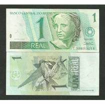 Brasil 1 Real C252 Fe Cédula - Tchequito