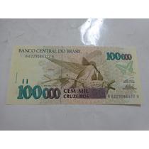 C 229 - 100 Mil Cruzeiros De 1993 - F E.