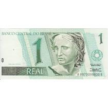 Cédula De R$ 1,00 Real Fe - C 250