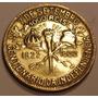 Moeda 1000 Reis 1922, Centenário Da Independencia, M.b.c.