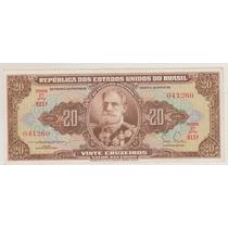 B170 - 20 Vinte Cruzeiros C-084 Sob R$ 12,00