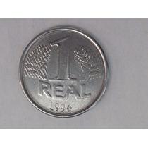 1 Belíssima Moeda R$ 1,00 - 1a. Série - 1.994 - Imperdível