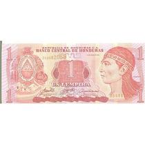 060 - Linda Cédula Estrangeira Fe - Honduras 1 Lempira