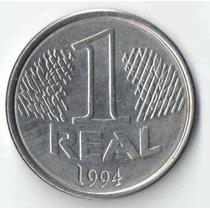 Moeda De 1 Real Antiga De 1994 Moeda Para Colecionador