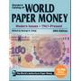 Novo! Catálogo Mund Cédulas World Paper Money 1368 - 2014