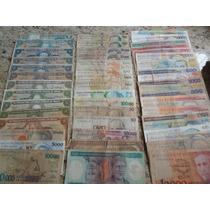 Lote 150 Cédulas Antigas Brasil