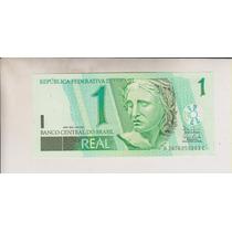 254 - 1 Um Real Fe R$ 12,00