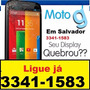 Moto G 1 E 2 179,90 Troca De Tela Display E Moto E 179,00