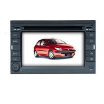 Central Multimidia Peugeot 307 Gps/tv Digital Aikon