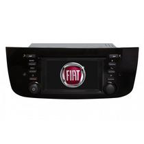 Central Multimídia 3g Aikon Novo Fiat Punto 2013 2014 2015
