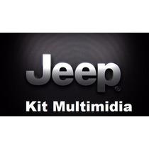 Kit Multimidia Desbloqueada Jeep Compass Cherokee Renegade