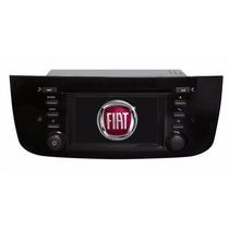 Central Multimídia Fiat Novo Punto 2013-14