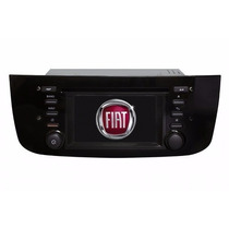 Central Multimidia Aikon Original Fiat Punto Da 3g Tv Gps