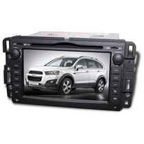 Central Multimidia Aikon Chevrolet Captiva 2007 / 2012