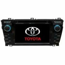 Central Multimidia Toyota Corolla 2015 Original