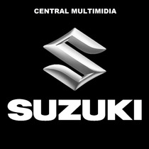Central Multimidia Original P/ Suzuki Sx4 Grand Vitara Jimmy