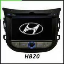 Central Multimidia Hyundai Hb20 Original