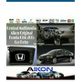 Central Multimídia Aikon Original Honda Civic 2012 A 2015