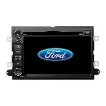 Central Multimidia Ford Fusion Ate 2009 Original