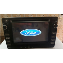 Central Multimdia Ecosport Fiesta Até 2012 Tv Dvd E Gps
