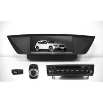Central Multimidia Bmw X1 Com Idrive Dvd Gps Tela 8.0