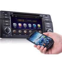 Central Multimidia Dvd Gps Led Eonon Android Bmw E46 Séries