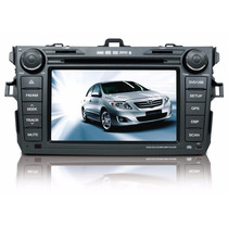 Central Multimidia Dvd Gps M1 Toyota Corolla 3g Waze Touch