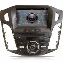 Central Multimídia Caska Novo Ford Focus 2014 Ca309 Iwin
