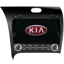 Central Multimidia Dvd Gps 3g Kia Cerato Tv Usb 1ghz 13/15