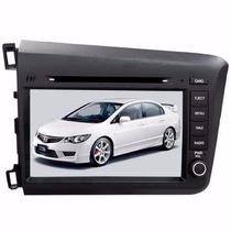 Central Multimidia Dvd M1 Premium Honda New Civic Exs Exl