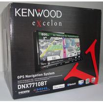 Central Multimídia Kenwood Dnx7710bt Bluetooth Gps 2 Usb