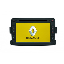 Kit Central Multimidia Renault Duster Sandero Logan Oferta!!