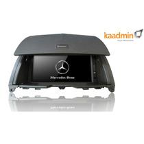 Central Multimidia Mercedes P/ C200 E C180 K 08 A 11 Dvd/gp