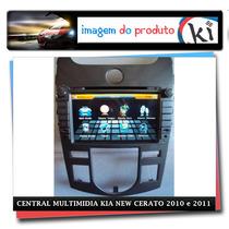 Central Multimidia Kia New Cerato 2010 E 2011