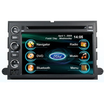 Kit Central Multimídia Fusion Ford Fusion Até 2009 Dvd Tv Gp