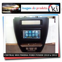 Central Multimidia Ford Fusion 2010 A 2012 - Tv Digital