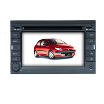 Central Multimidia Peugeot 307 Gps/tv Digital