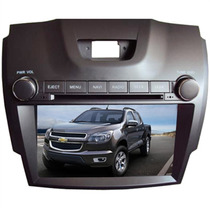 Central Multimídia S-10 Lt Kit Dvd Original Completa Gps
