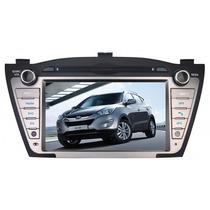 Central Multimídia Hyundai Ix35 Kit Dvd Original Completa