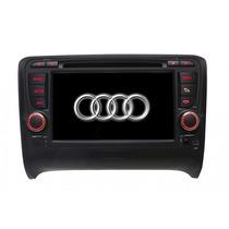Kit Central Multimidia Dvd Gps 3g Audi Tt Tv Garantia 1 Ano