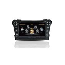 Central Multimídia Hyundai Veloster - Dvd, Usb, Gps, Tv, Bt