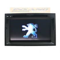 Kit Central Multimidia Dvd Gps Peugeot 3008 Tv Usb Wifi