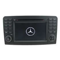 Central Kit Multimidia Mercedes Classe Ml 350 (2005-2012)