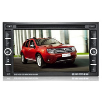 Central Multimídia Renault Duster Kit Dvd Premium Completa