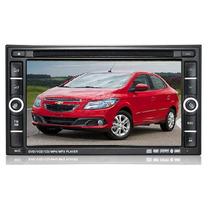 Central Multimídia Chevrolet Prisma Kit Dvd Premium Gps Câm