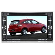 Central Multimídia Chevrolet Agile Kit Dvd Premium Gps Câm/r