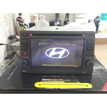 Central Multimidia M1 Premier Hiunday Azera Tv Dvd Gps Cam