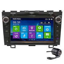 Central Multimidia Crv 2006 A 2011 Kit Tv Dvd Gps Bluetooth